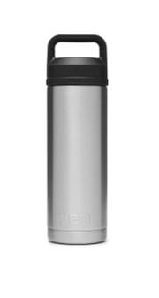 Rambler 18oz Bottle -Stainless