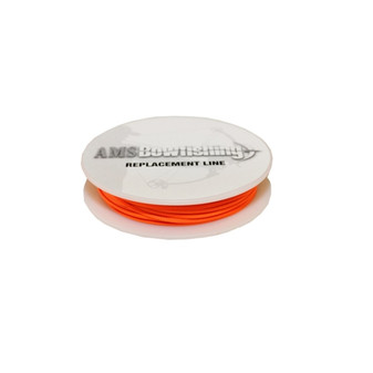 Bowfishing Replacement Line 25/200 - Orange