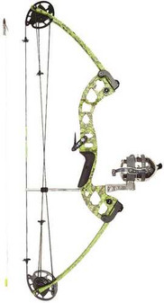 Vice Bow Fishing Kit - LH