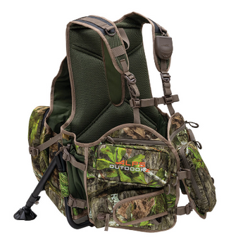 OutdoorZ Standard Grand Slam Turkey Vest - Obsession