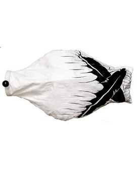 Migration Series Filler Socks - Snow/Blue Goose - Snow