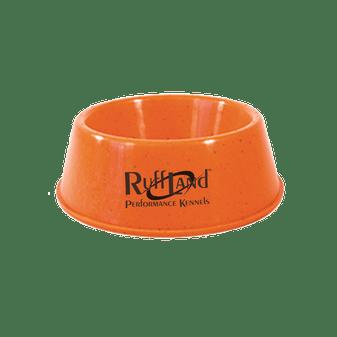 Dog Bowl - Med - Orange