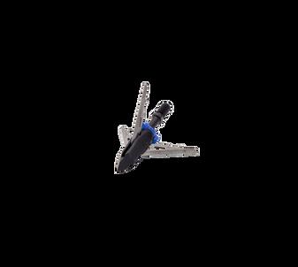 DeadMeat 100gr Crossbow 3-Blade Broadheads