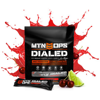 Dialed - Cherry Limeade 20 pk