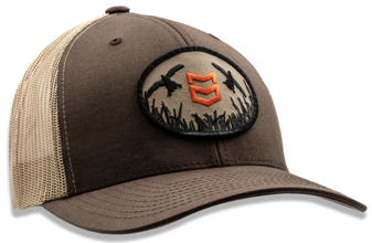Committed Hat - Brown