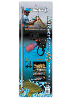 Retriever Pro Combo Kit - Right Hand