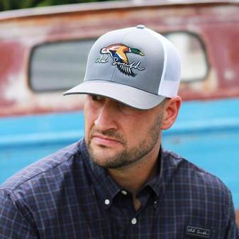 Flying Mallard Trucker Hat