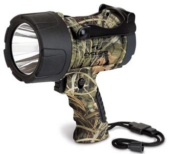 Waterproof Handheld Spotlight - Camo