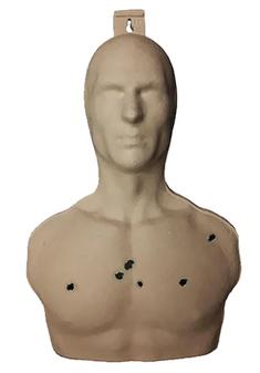 3D Torso Target - 3 Pack