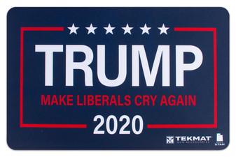 Trump - Make Liberals Cry Again Gun Cleaning Mat