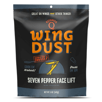 Seven Pepper Facelift Wing Dust