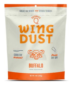 5oz Buffalo Wing Dust