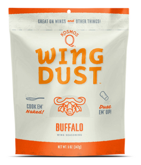 5oz Buffalo Wing Dust