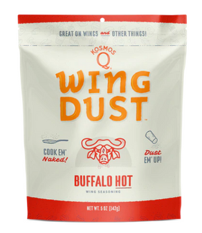 5oz Buffalo Hot Wing Dust