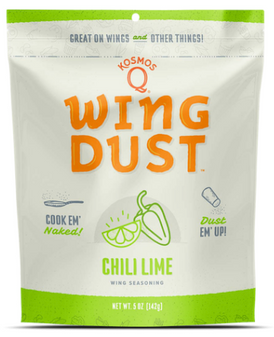 5oz Chili Lime Wing Dust