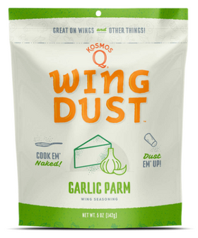 5oz Garlic Parmesan Wing Dust