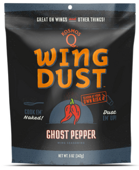 5oz Ghost Pepper Wing Dust