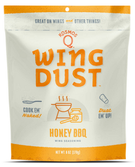 6oz Honey BBQ Wing Dust