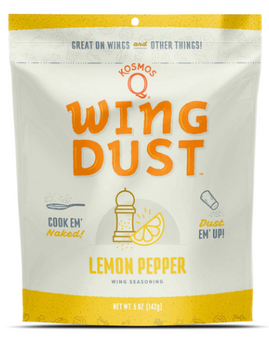 5oz Lemon Pepper Wing Dust