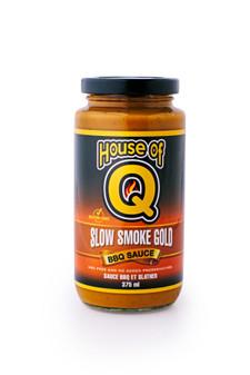 Slow Smoke Gold Sauce 12oz