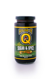 Sugar and Spice Sauce 12oz