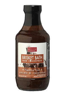 Ancho & Chipolte Brisket Bath