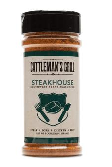 Steakhouse Seasoning 10oz
