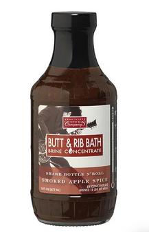 Apple Spice Butt & Rib Bath