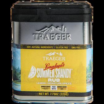 Leinenkugel's Summer Shandy Rub