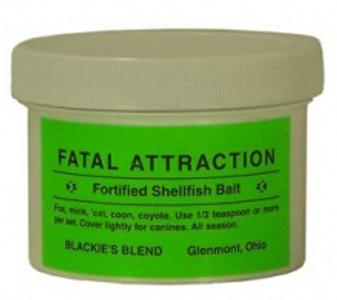 Blackie's Blend Fatal Attraction Bait - 8oz