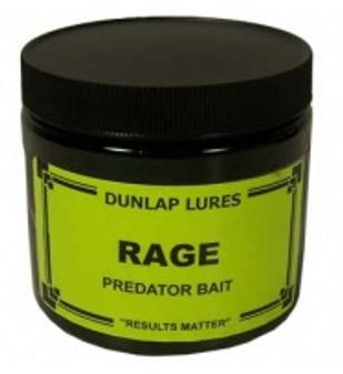 Dunlap's Rage Predator Bait - 8oz