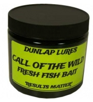 Dunlap's Call Of The Wild Bait - 8oz