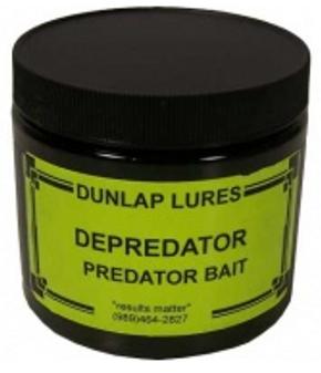 Dunlap's Depredator Bait - 8oz