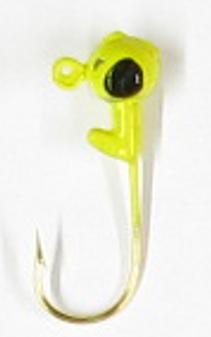 Jig Head - 1/32oz Yellow