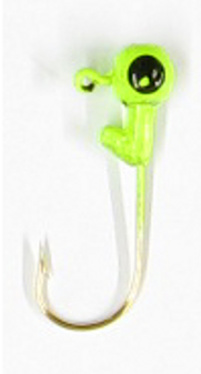 Jig Head - 1/8oz Chartreuse