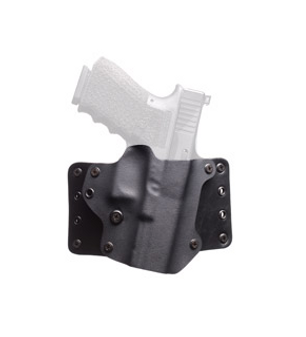 """1911 3"""" Leather Wing Holster"""