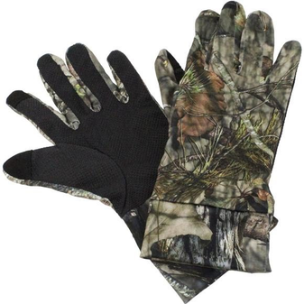 Spandex Gloves w/Dot Grip - Breakup Country