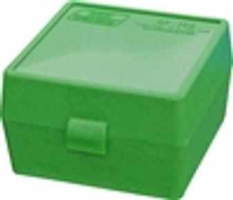 Case-Gard 100 Rifle Ammo Boxes - Green