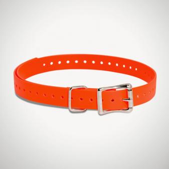 "3/4"" Orange Reflective Collar"
