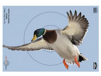 12x18 Pregame Duck Reactive Target