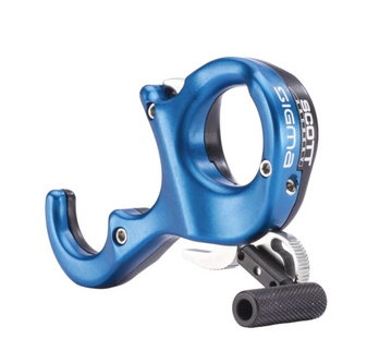 Sigma 3-Finger Release - Blue/Black