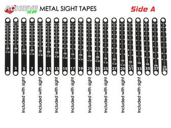 Metal Sight Tape - 15&16