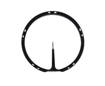 X-41 .010 Fiber Optic Ring Pin - Blue