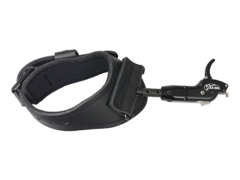Execution Web Buckle Strap Release - Black