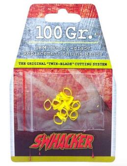 100gr 18pk Shrink Bands