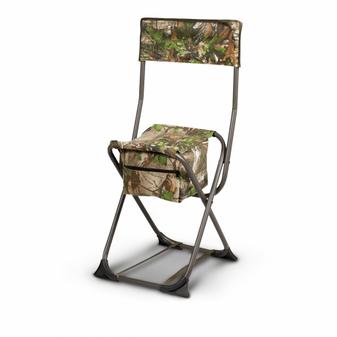 Camo Dove Chair w/Back