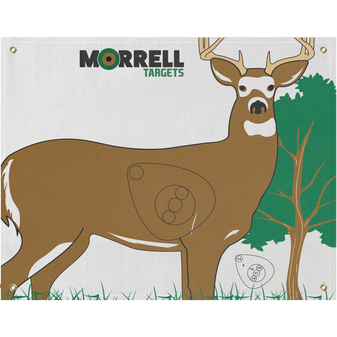 Whitetail Polypropylene Archery Target Face