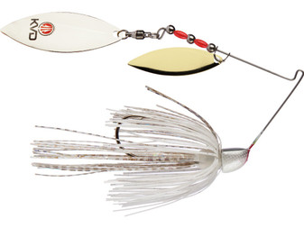 KVD Finesse Spinnerbait Double Willow