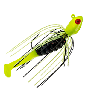 1/8oz Krappie Kicker Swim Jig