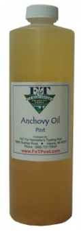 Anchovy Oil - Pint